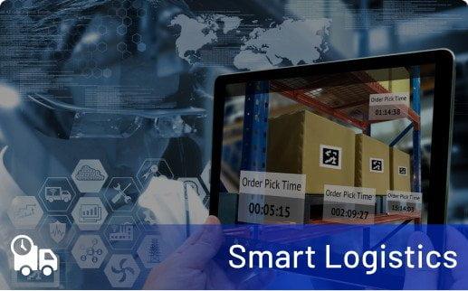 Akıllı Lojistik için IoT Çözümleri